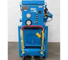 industrial vacuum machine